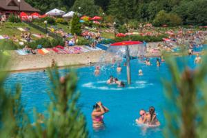 Kąpielisko Geotermalne Polana Szymoszkowa