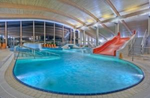 Terma Bania - baseny wewnętrzne
