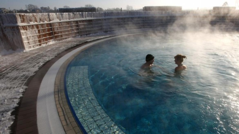 Czy kąpiele w wodach termalnych są tylko przyjemne?