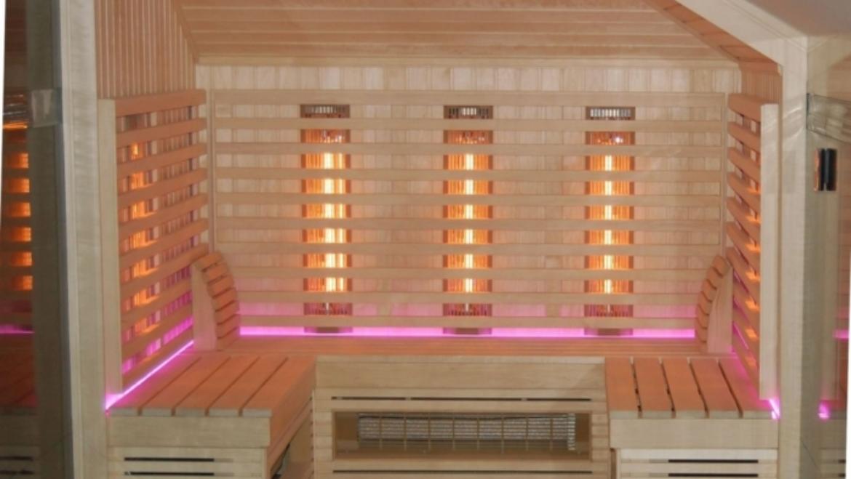 Sauna infrared! Leczy i upiększa! Sprawdź jak działa!