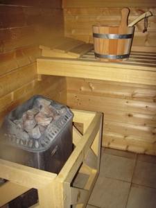 Korzystanie z sauny przy zakupie biletu na halę basenową