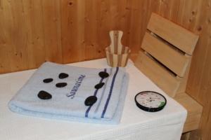 Wizyta w saunie - bilety OPEN