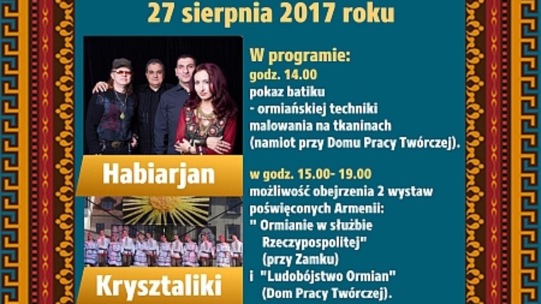 Termy Uniejów zapraszają na Dzień Ormiański w Uniejowie!