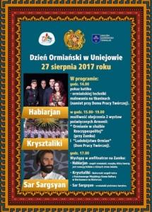 Termy Uniejów zapraszają na Dzień Ormiański w Uniejowie