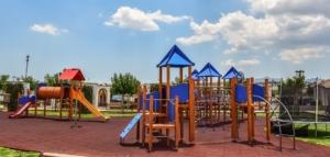 Ogród Zabaw w Termie Bania