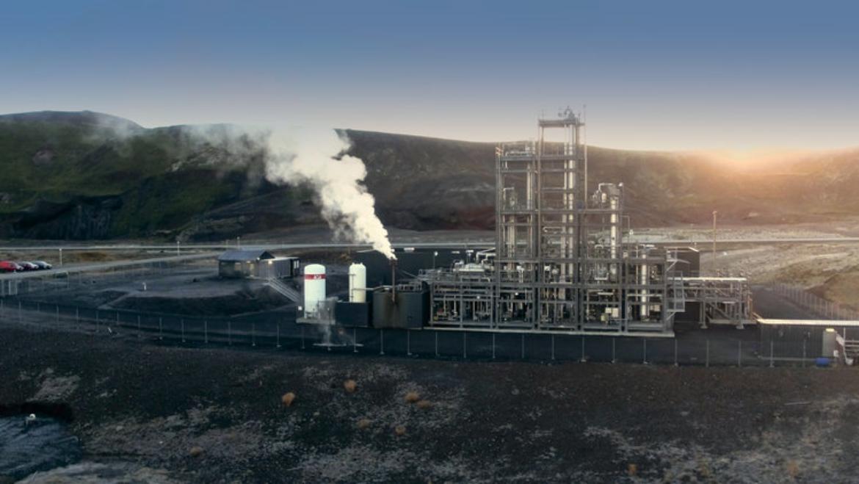 Vulcanol – innowacyjne biopaliwo wytwarzane przy wykorzystaniu geotermii!